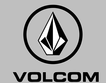 Volcom logo animation