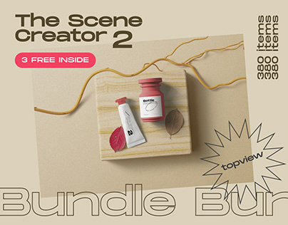 The Scene Creator 2 / top view
