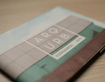 ARQURB | Convite de Formatura