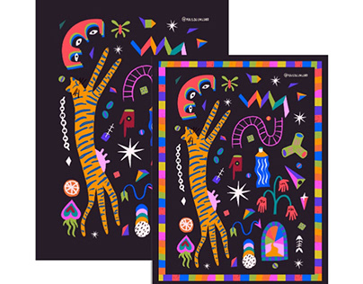 Concurso de estampas: Chocolate Notebooks 2020