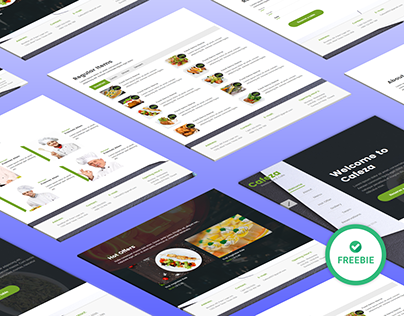 Cafeza - Free HTML and PSD Restaurant Website Template