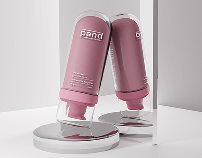 Pand - Packaging Design | Brand Identity