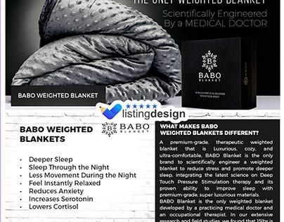 Amazon A+ EBC Design - Enhanced Brand Content
