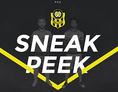 Yeni Malatyaspor Sneak Peek