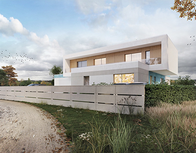 MODERN HOUSE, Poland, Stanowice