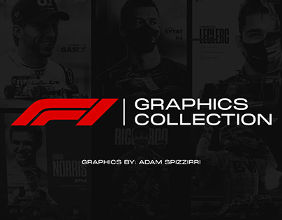 Formula 1 Graphics Collection - 2020