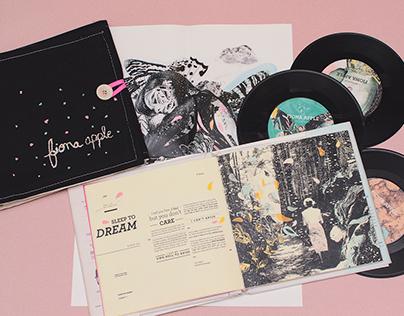 FIONA APPLE - Edición box set de lujo - DG1
