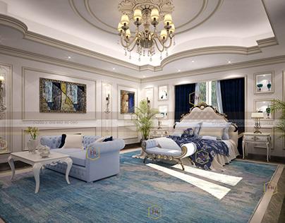 Bedroom in Abu Dhabi