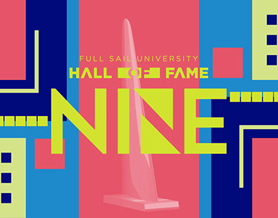Full Sail Hall of Fame 9