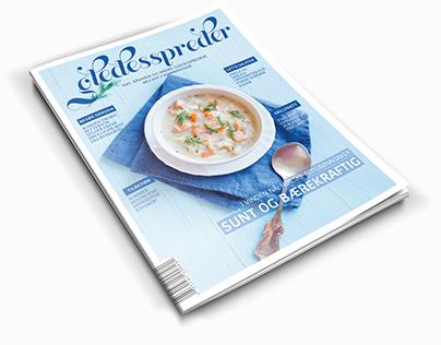 Editorial Design: Food Magazine
