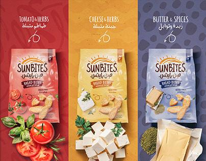 SunBites Branding Digital Campaign