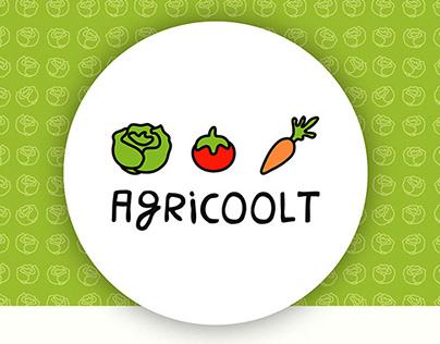 AgriCoolt   Design de Startup