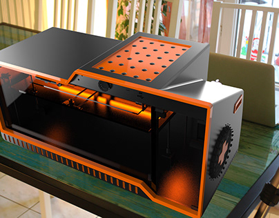 Imprimante 3D Black&Decker