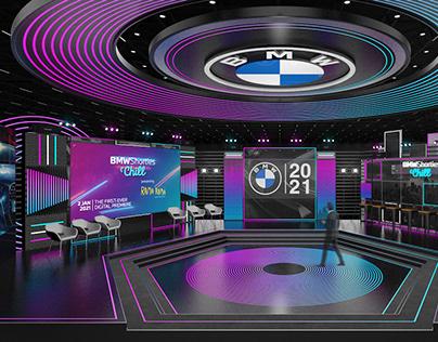 BMW Shorties & Chill (Virtual Set Design)