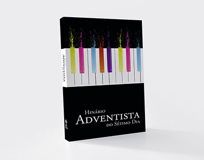 Capa para Hinário Adventista do Sétimo Dia
