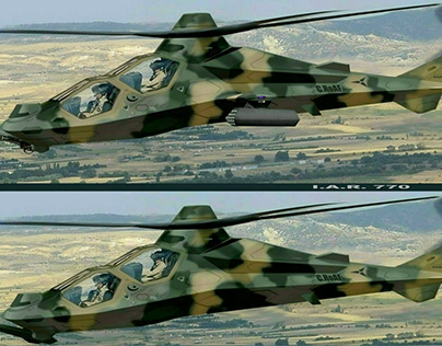 i.a.r. 770 attack helicopter