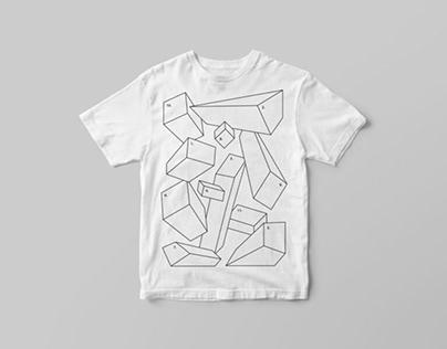 Free Small Size T-Shirt Mockup