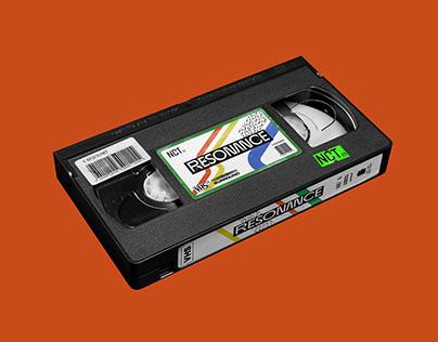 NCT 2020 Resonance VHS Tape