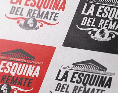 Imagen Corporativa / LA ESQUINA DEL REMATE