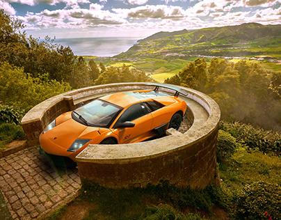 Lamborghini Murcielago   Quarintine Project