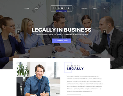 Legally in Business