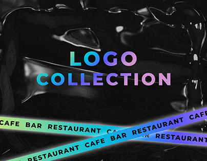 Logo collection: cafe | restaurant | bar