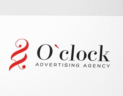 24 O`clock | Logo Design and Branding