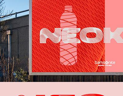 Samsonite Neoknit Campaign