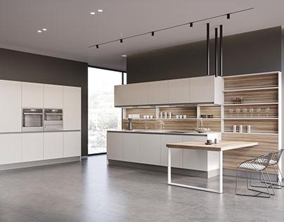 ARTEX kitchen by INSTYLE