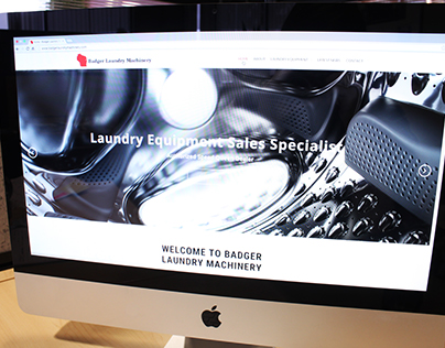 Industrial and Commercial Services Web Design