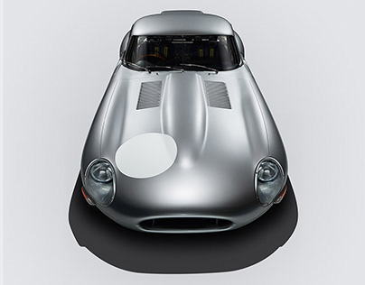 JAGUAR Lightweight E-type - SUN LEE