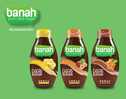 Banah Sugar - Package Design