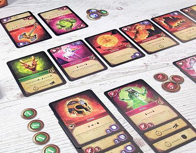 Enchanters | Fantasy Card Game