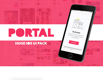 Portal UI Kit presentation