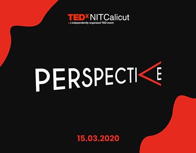 TEDx NIT Calicut Marketing Brochure