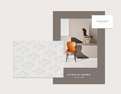 STUDIO EMME branding