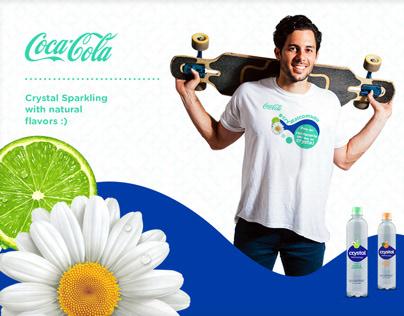 Crystal Sparkling - Coca Cola