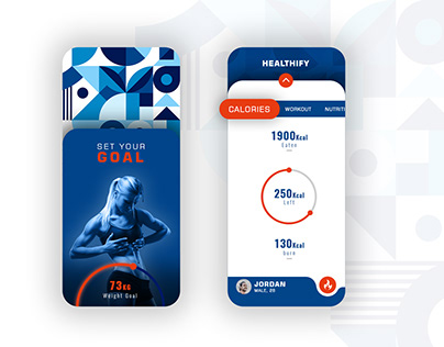 App Design to Track Workout Activities