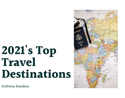 2021's Top Travel Destinations