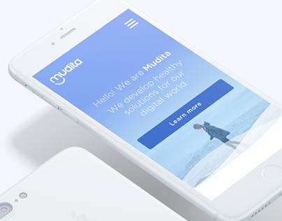Mudita is a human-focused radiation-free  tech company