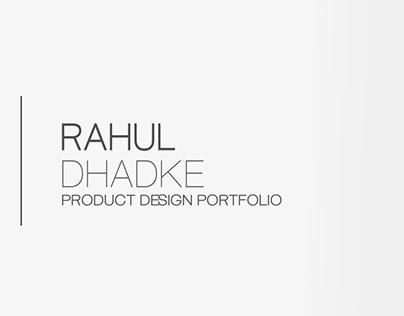 Product Design Portfolio 2017-18