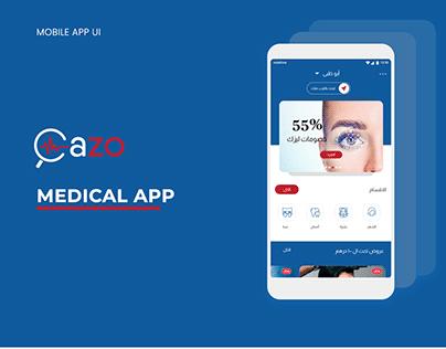 Cazo Mobile APP
