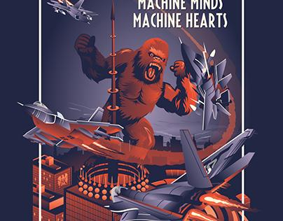 Machine Men, Machine Minds, Machine Hearts