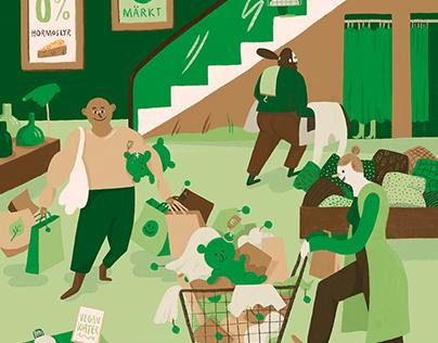 Greenwashing, Göteborgsposten