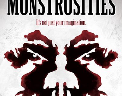 Monstrosities eBook Cover