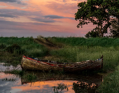 England 2019 by Manfred Baumann