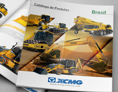 XCMG General Catalog - 2017-2018