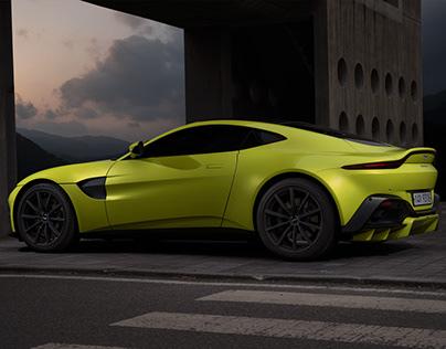 Astonmartin New Vantage