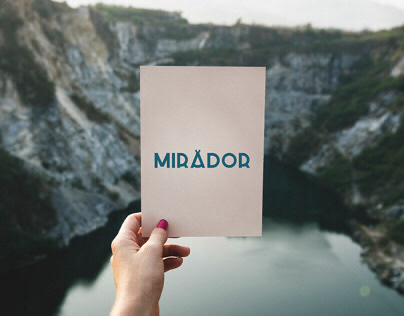 Mirador - Branding