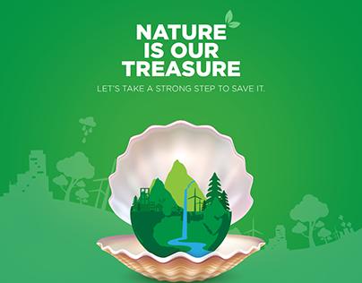 World Environment Day | Social Media Creative